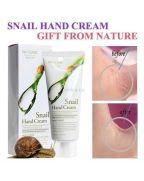 3W CLINIC, Крем для рук, увлажняющий, УЛИТОЧНЫЙ МУЦИН, Snail Hand Cream, 100 мл