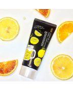 3W CLINIC, Пенка для умывания, натуральная, ВИТАМИН С, Foam Cleansing Vitamin C, 100 мл