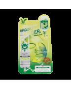 Elizavecca, Тканевая маска, для лица, ЦЕНТЕЛЛА, CENTELLA ASIATICA, DEEP POWER Ringer mask pack