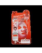 Elizavecca, Тканевая маска, для лица, Коллаген, COLLAGEN, DEEP POWER Ringer mask