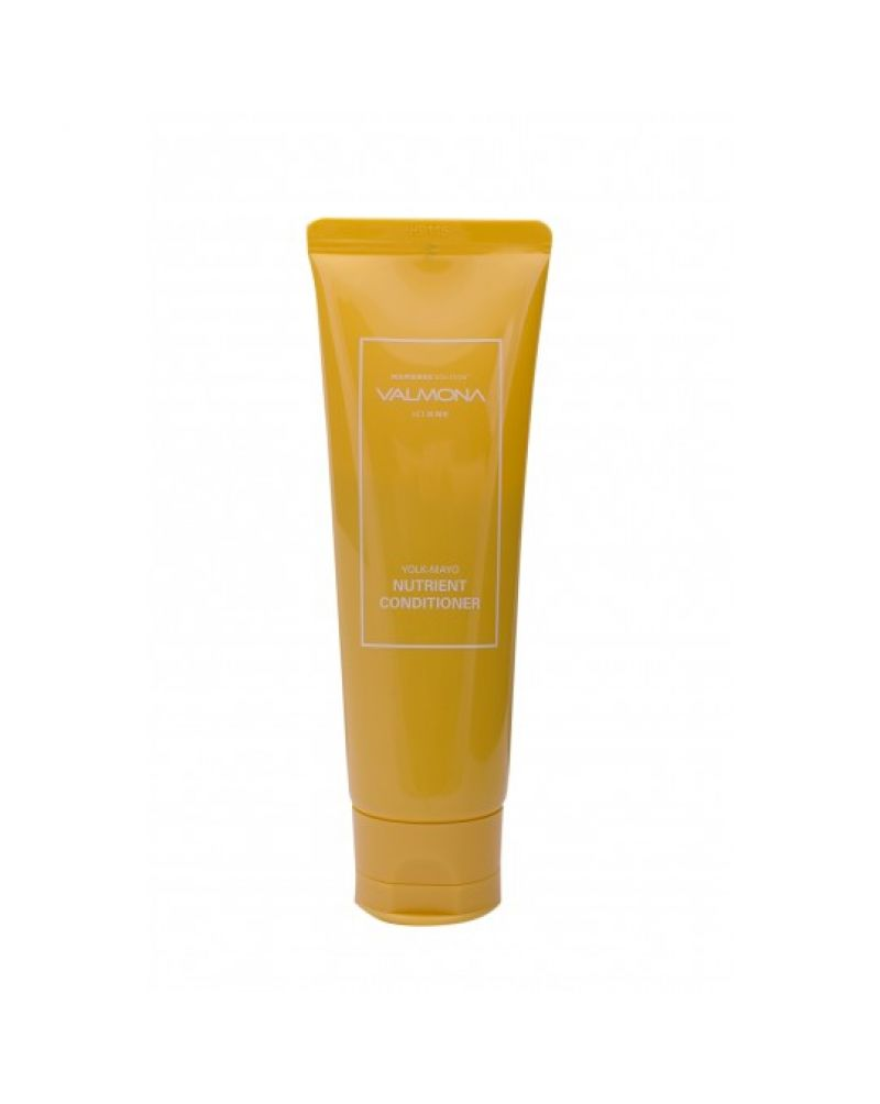 VALMONA, Кондиционер для волос, ПИТАНИЕ, Nourishing Solution, Yolk-Mayo Nutrient Conditioner, 100 мл