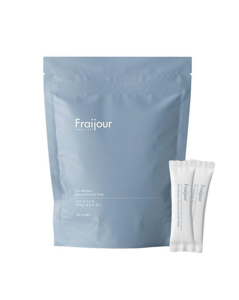 Fraijour, Очищающая энзимная пудра Pro Moisture, Enzyme Powder Wash, 1 гр.