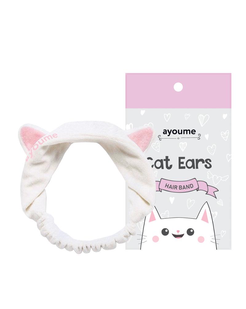 Ayoume, Повязка, для волос, Hair Band Cat Ears