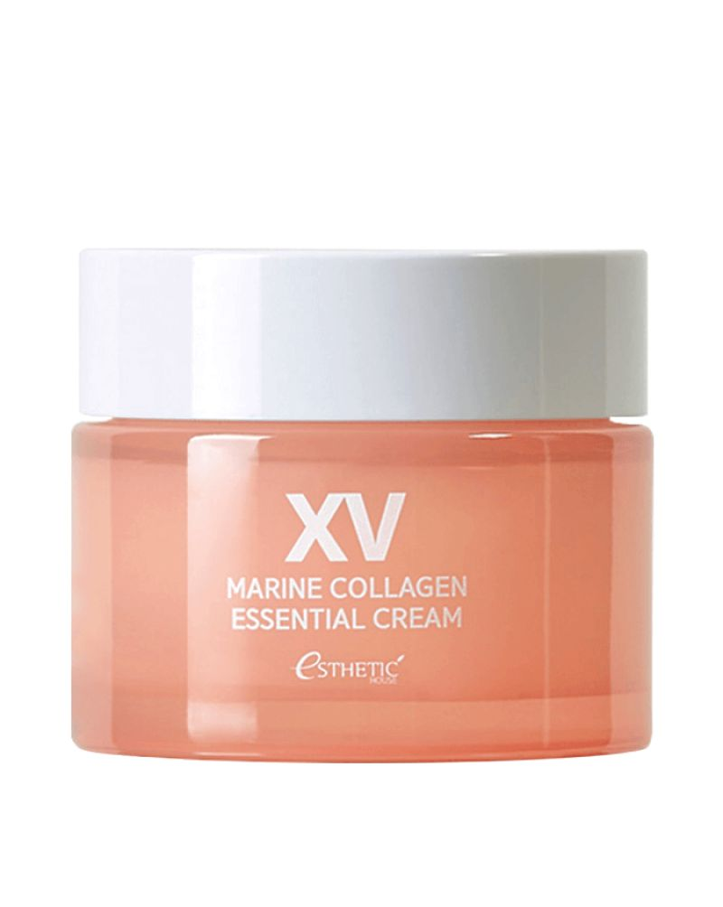 ESTHETIC HOUSE, КОЛЛАГЕН, Крем для лица, Marine Collagen, Essential Cream, 50 мл