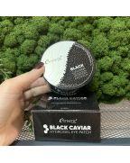 ESTHETIC HOUSE, Гидрогелевые патчи, для глаз, ЧЕРНАЯ ИКРА, Black Caviar, Hydrogel Eye Patch, 60 шт