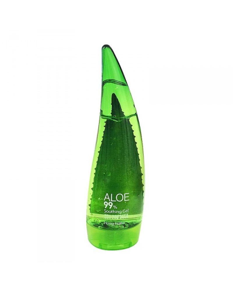 Holika Holika, Универсальный гель 99% алоэ вера, Aloe 99% Soothing Gel, 250 мл.