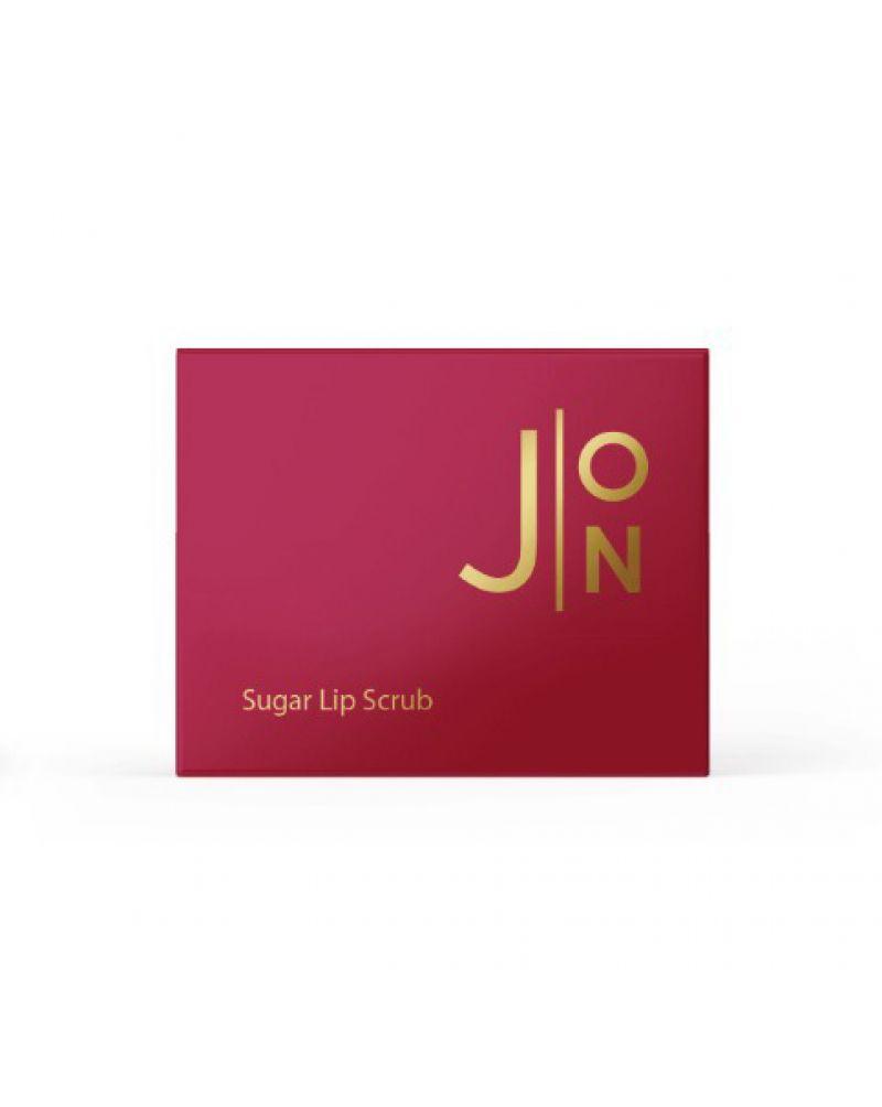 J:ON, Скраб для губ, САХАРНЫЙ, Sugar, Lip Scrub, 12 гр