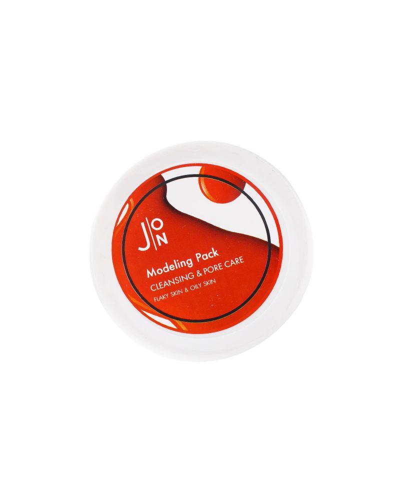 J:ON, Альгинатная маска, ОЧИЩЕНИЕ И СУЖЕНИЕ ПОР, CLEANSING & PORE CARE, MODELING PACK