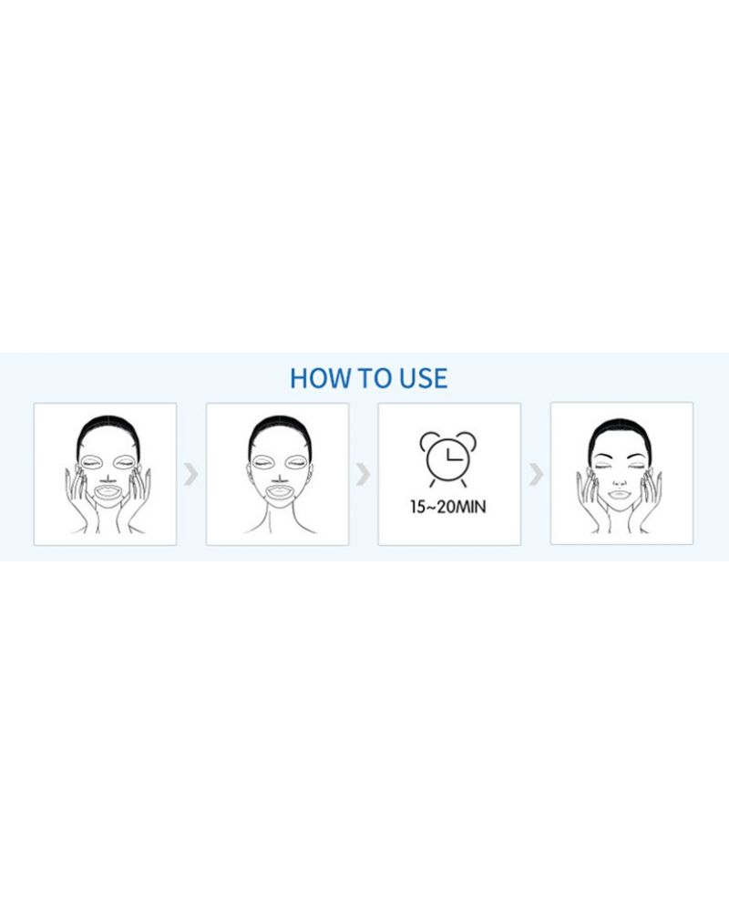 MILATTE, Маска на тканевой основе для лица с экстрактом алоэ, FASHIONY ALOE MASK SHEET (Renewal), 21 гр.