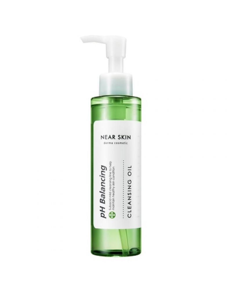 MISSHA, Очищающее масло, для лица, Near Skin, pH Balancing, Cleansing Oil, 150 мл
